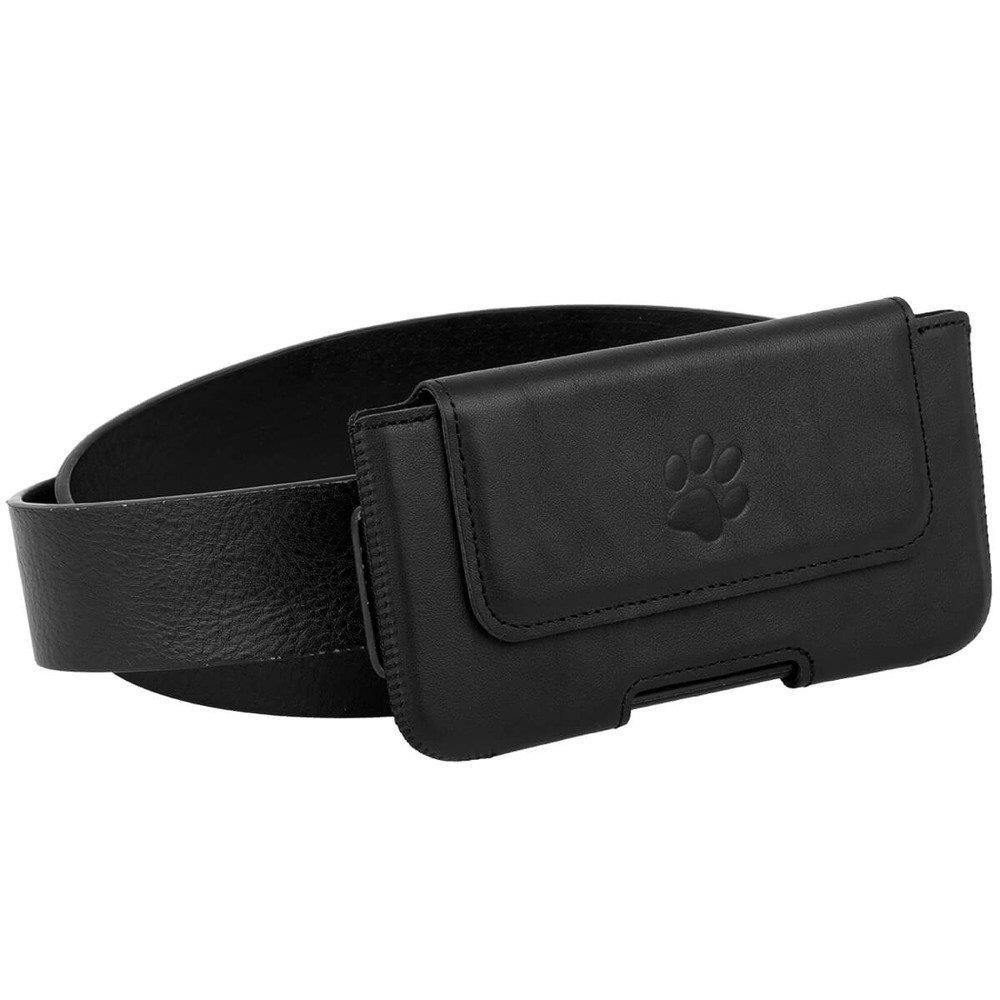 Belt case - Dakota Black - Paw