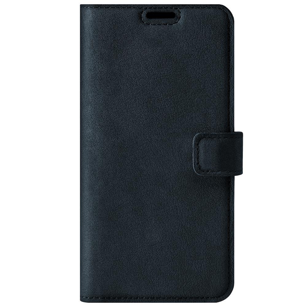 Surazo® Wallet Handy Lederhülle Nubuck - Marineblau