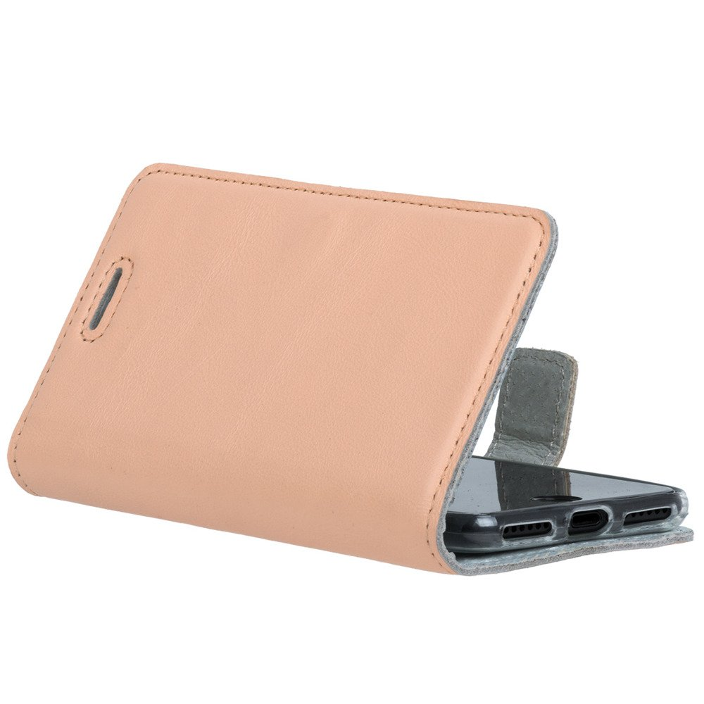 Wallet case - Pastel Brzoskwiniowy