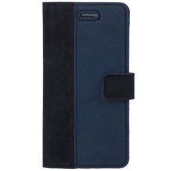 Surazo® Wallet case Duo - Czarny i Granatowy
